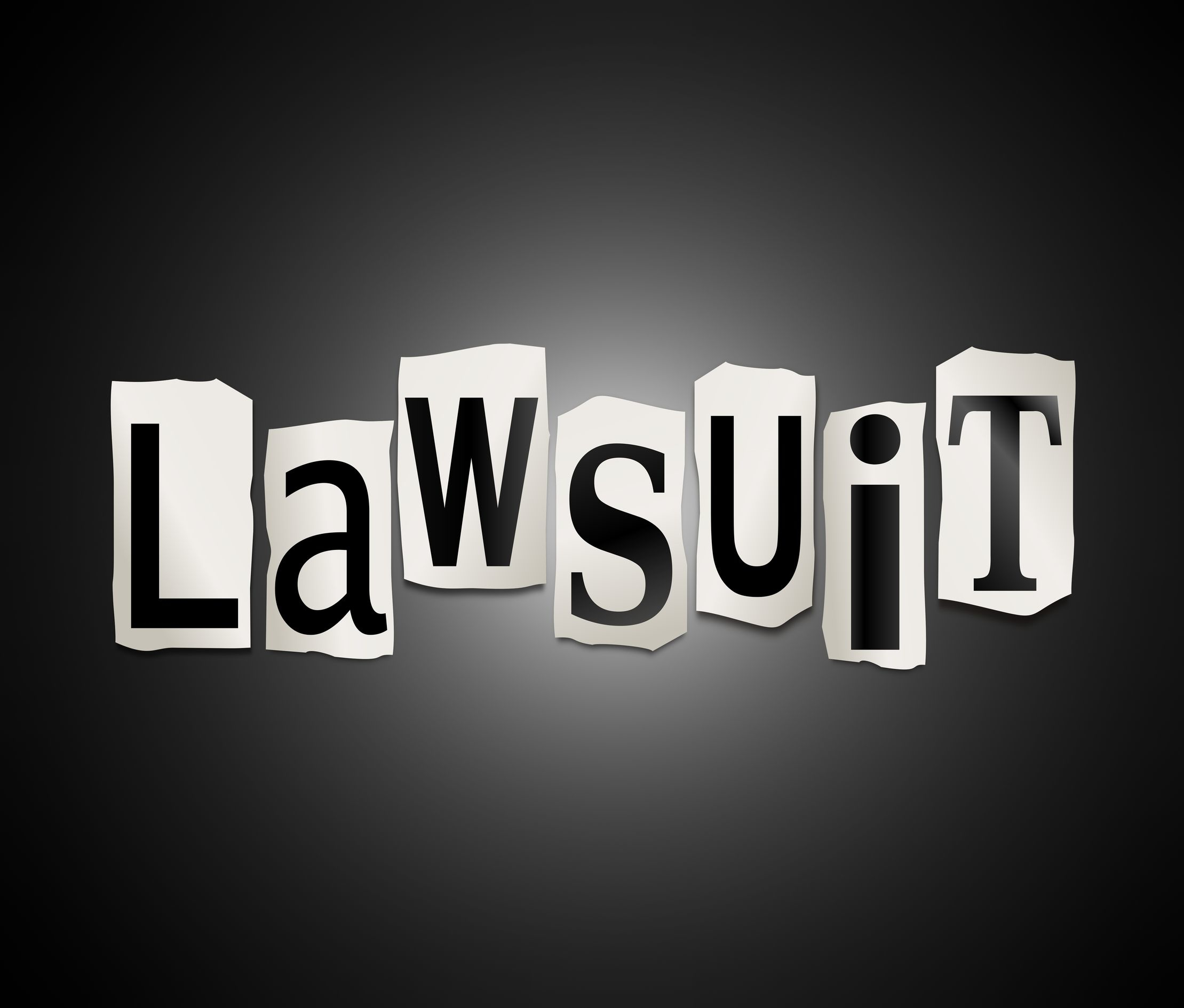 The Lawsuit Epidemic