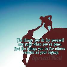 Legacy- What Are You Leaving Behind?