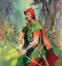 Now Starring as Robin Hood-  Illinois Governor Pat Quinn
