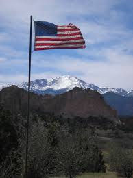 O Beautiful for Spacious Skies- Land of the Free and Home of the Brave