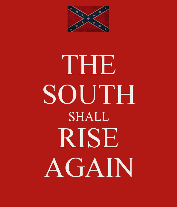 The South Shall Rise Again- Did It Regain Its Pre-Civil War Prominence?