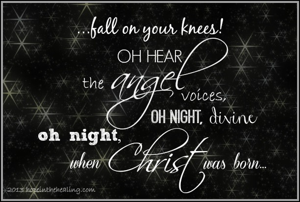 "History of ""O Holy Night"" Christmas Hymn"