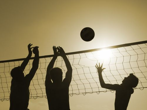 who invented volleyball and when