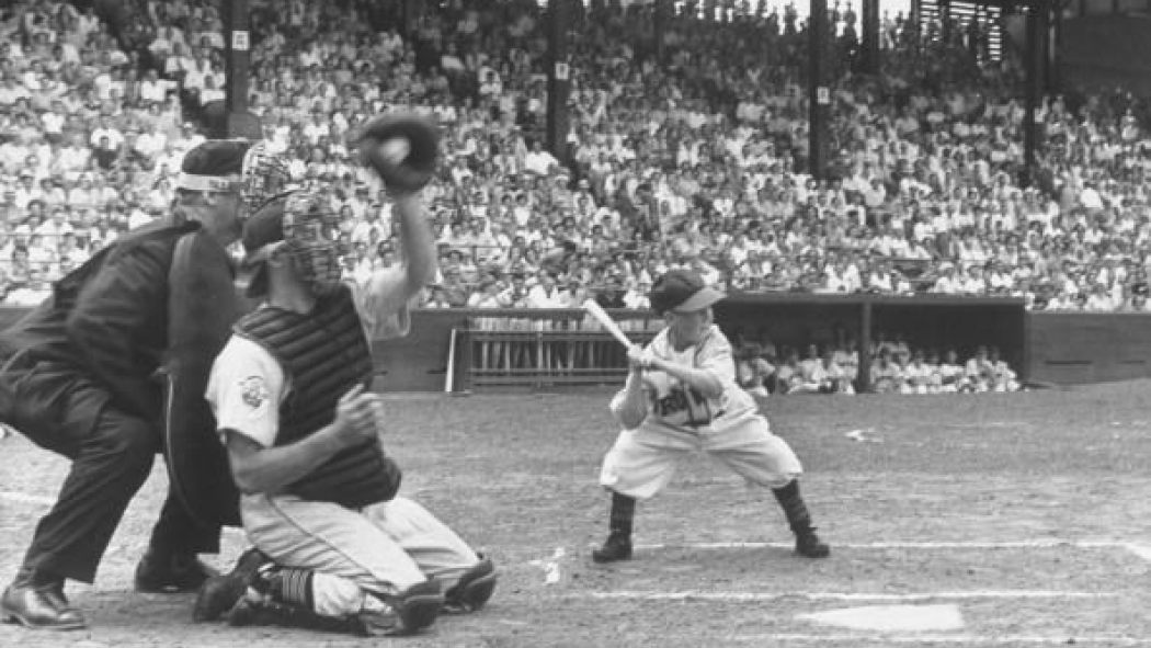 "Illinois ""Boys of Summer"" – Eddie Gaedel – Shortest Player in MLB History"