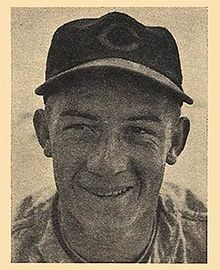 "Illinois ""Boys of Summer"" – Eugene ""Junior"" Thompson- Born in Latham"