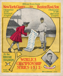 1912WorldSeries