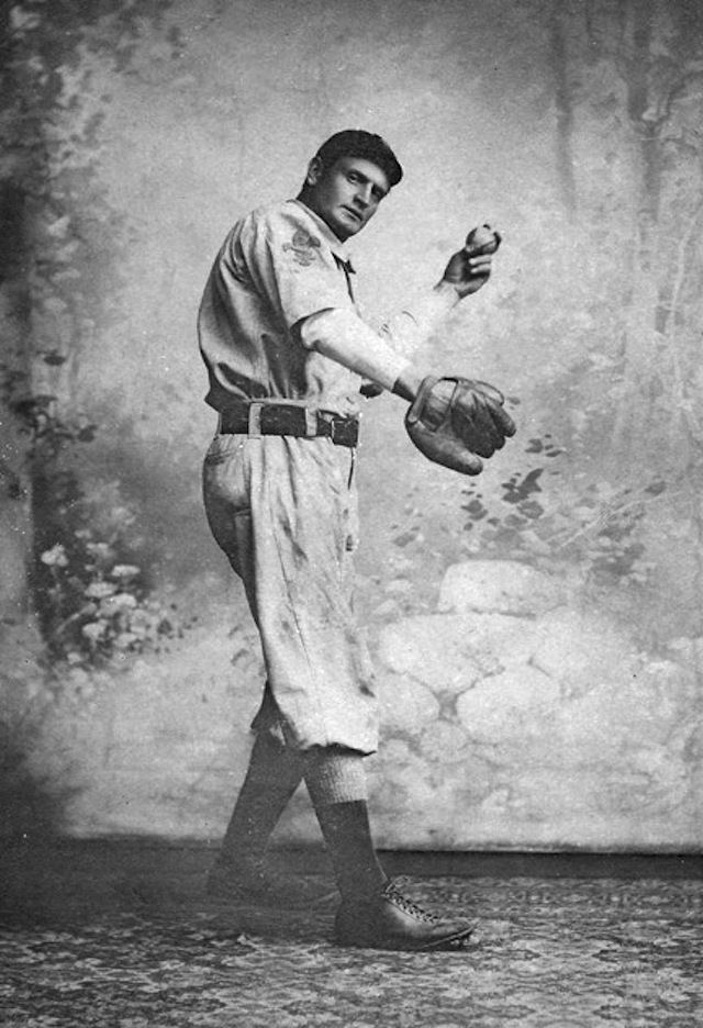 "George Edward ""Rube"" Waddell – Eccentric and Strange Pitcher"