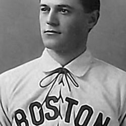 Born in Peoria- Norwood Gibson- Teamed with Cy Young in 1903 World Series