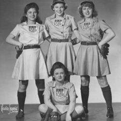Women in Baseball Wednesday- AAGPBL- Formation History