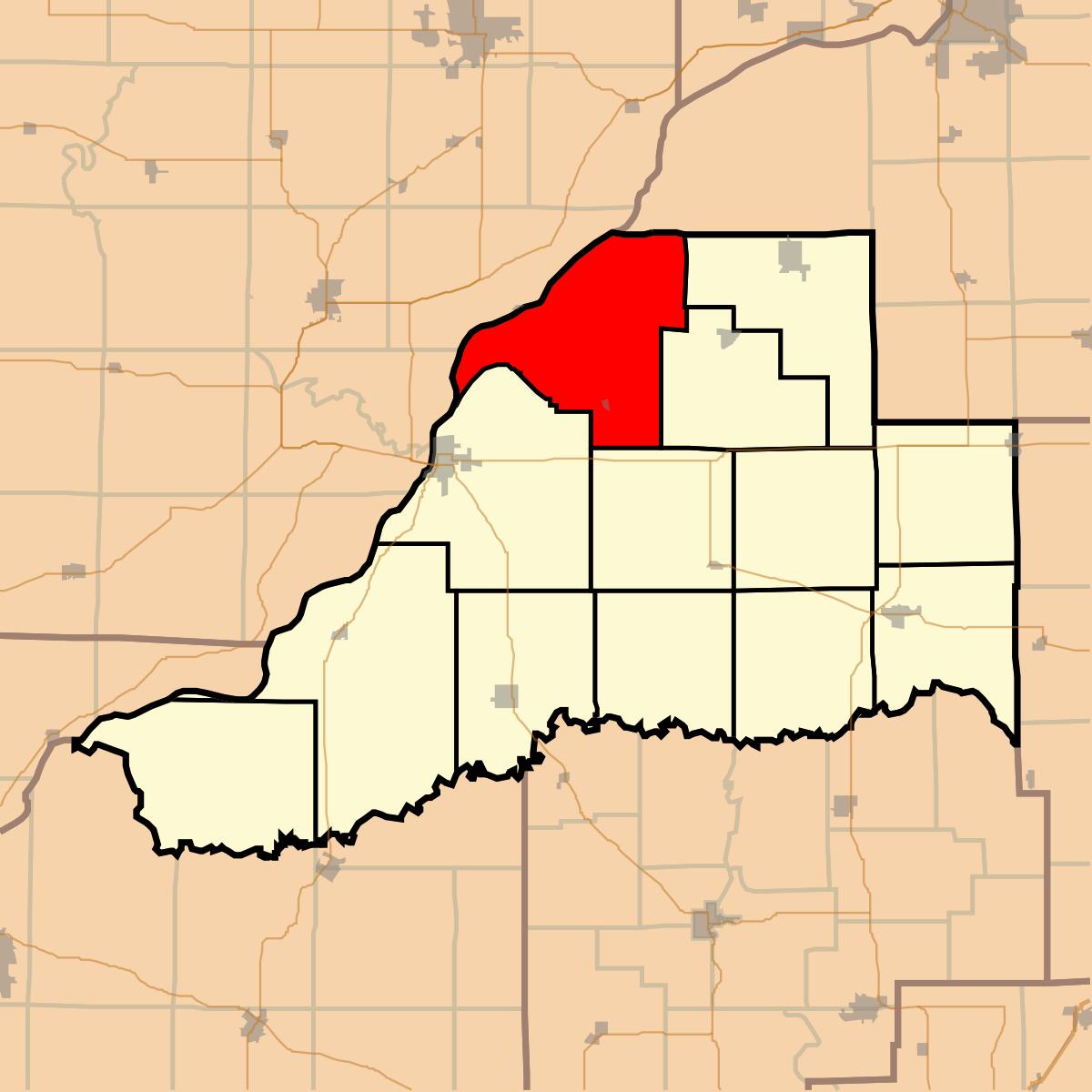 Quiver Township History