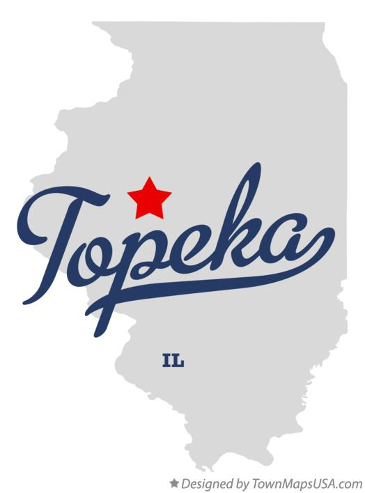 Village of Topeka, Illinois History